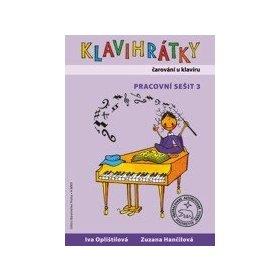 Klavihrátky - čarování u klavíru - pracovní sešit 3