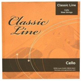 PURE GEWA STRUNY PRO CELLO CLASSIC LINE