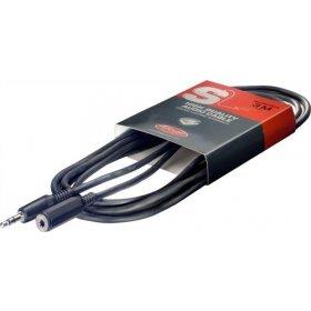 Stagg SAC3MPSMJS prodlužovací kabel 3,5