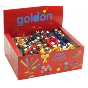 GOLDON 33409 rolničky na řemínku