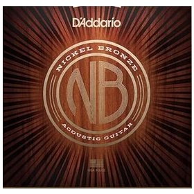 D'Addario Nickel bronze 0,011 Acoustic guitar