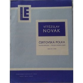 Novák Vítězslav: Čertovská polka op.55, č.21