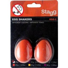 Stagg EGG-2 OR shaker vejce