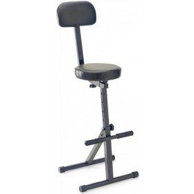 Stagg MT-300 muzikantská stolička vysoká BK