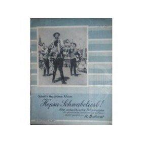 """Akkoredon Album """"Hopsa Schwabellist!"""""""