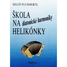 Puchmertl Miloš: Škola na diatonické harmoniky – heligonky