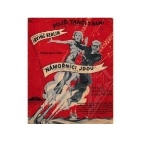 Berlin Irving: Pojď, tanči s námi (Let Yourself Go)- slowfox