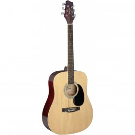 Stagg SA20D NAT Dreadnought