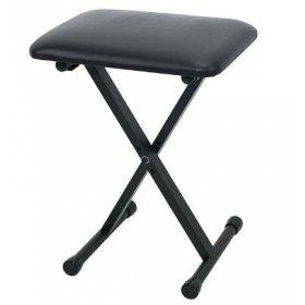 GEWA Stolička pro Keyboard VE4 černá KB-10B