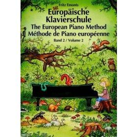 Emonts: 2 Klavírní evropská škola 2