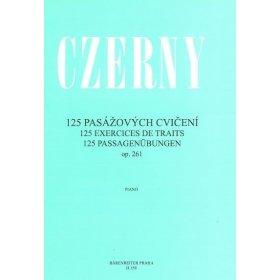 Czerny - 125 Pasážových cvičení