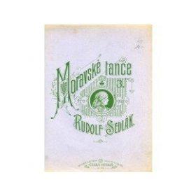 Sedlák Rudolf: Moravské tance: č.III Presto