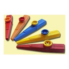 GW Kazoo plast barevné