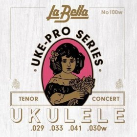 LaBella 100 UKE pro Series Concert Tenor