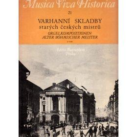 Varhanní skladby starých českých místrů