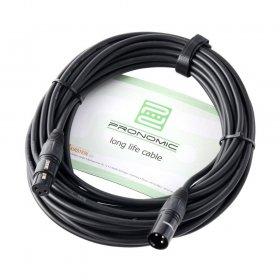 Pronomic Stage XFXM-5 mikrofonní kabel 5m