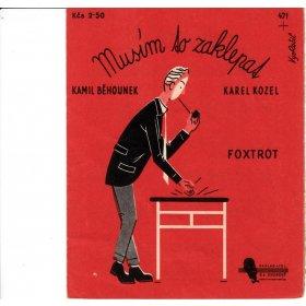 Běhounek Kamil: Musím to zaklepat - foxtrot