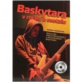 Oráč: Haruštiak Baskytara v rocku a metalu s CD