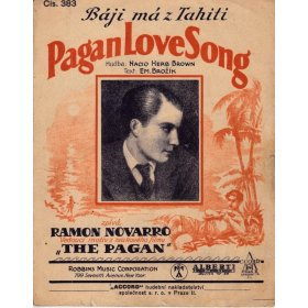 Brown Nacio Herb: Báji má z Tahiti (Pagan Love Song) -