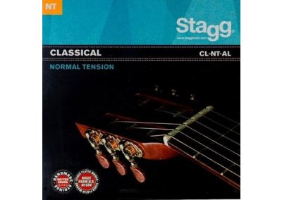Stagg CL-NT-AL struny nylon