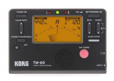 Korg TM-60 BK