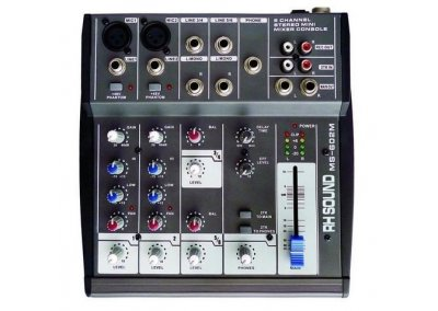 RH Sound MS 602 M mix pult