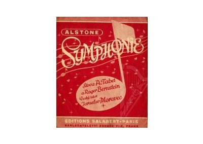 ALSTONE Alex: Symphonie