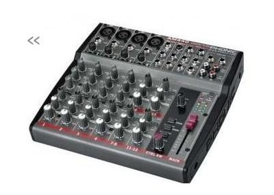 Phonic AM 440 D mixážní pult
