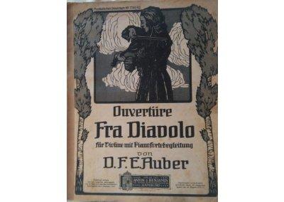 Auber D.F.E.: Fra Diavolo-předehra k opeře