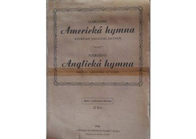 Arnold Samuel: Národní americká hymna