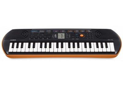 Casio SA 76 dětské klávesy