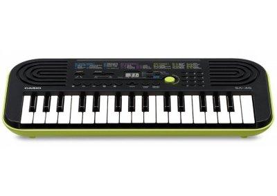 Casio SA 46 dětské klávesy