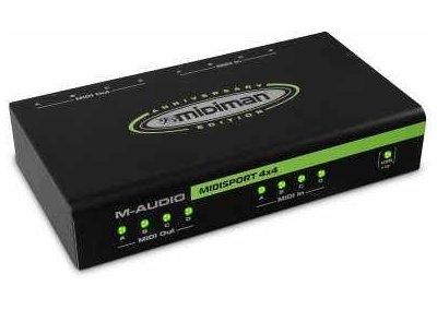 M-Audio MIDISPORT 4x4 20thE