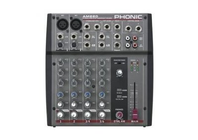 Phonic AM 220 mixážní pult