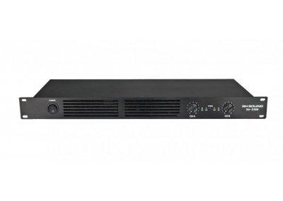 RH sound DA2450 výkonový zesilovač