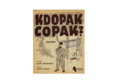 Běhounek Kamil: Kdopak - copak? foxtrot /1