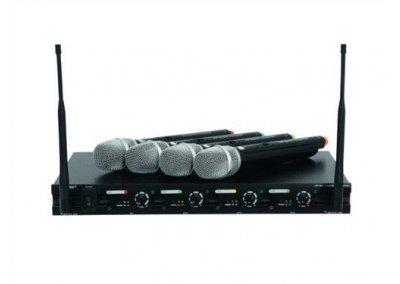 Omnitronic UHF-204
