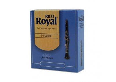 RICO ROYAL Eb clarinet klarinetové plátky 1 1/2