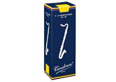 Vandoren classic bas klarinet