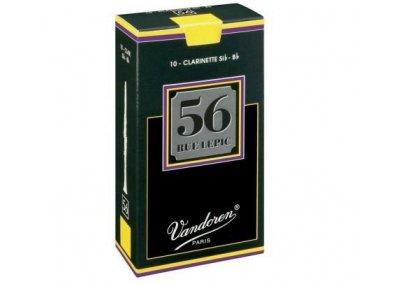 Vandoren 56 Rue Lepic Bb klarinetové plátky