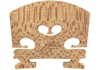 Houslová kobylka Teller Standard 1/4