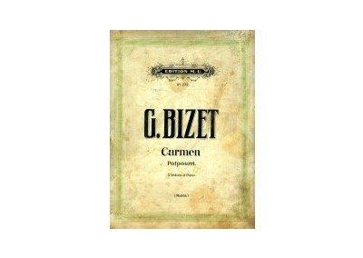 Bizet G.: Carmen - potpourri