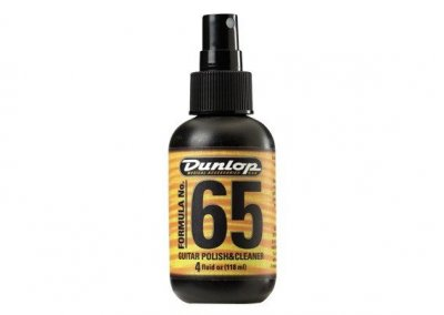 Dunlop 654 No.65 Guitar polish