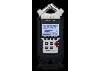H4n Pro handy recorder
