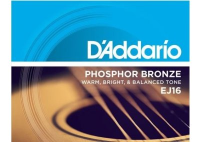 D'Addario EJ16 struny