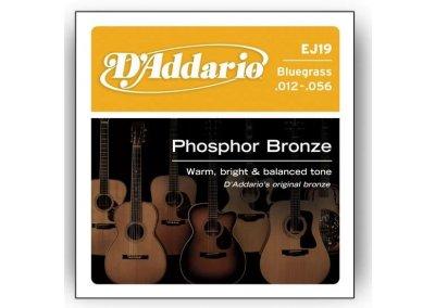 D'Addario EJ19 struny na akustickou kytaru