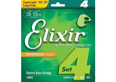 Elixir 14002 .040-.095
