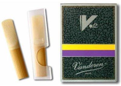 Vandoren V 12 Plátky tvrdost 3,5 Bb-Klarinet
