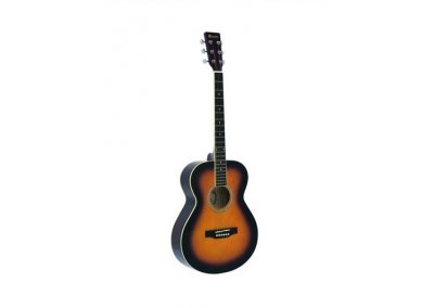 Dimavery AW-303- kytara typu western,sunburst