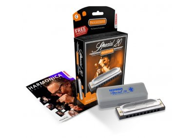 Hohner Special 20 G Dur